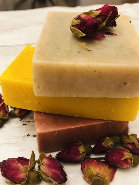 Wild Rose Soap picture
