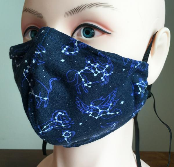 Constellation Face Mask