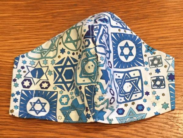 Star of David Face Mask
