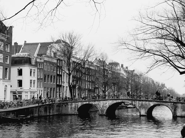 Amsterdam Canals & Canal Houses #1
