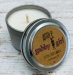 Apple Scented Soy Candle (2oz)