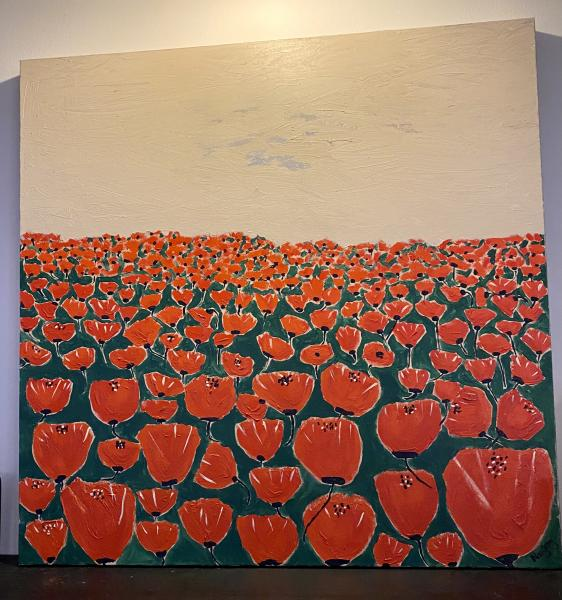 """Poppies, Beautiful Poppies"""