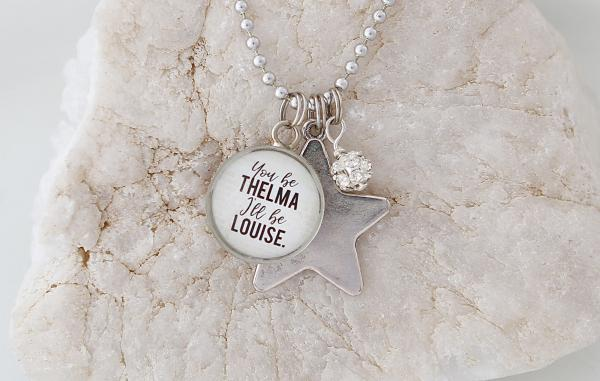 Thelma and Louise Necklace picture