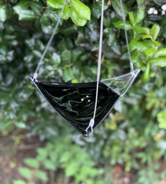 Triangle Bird Feeder