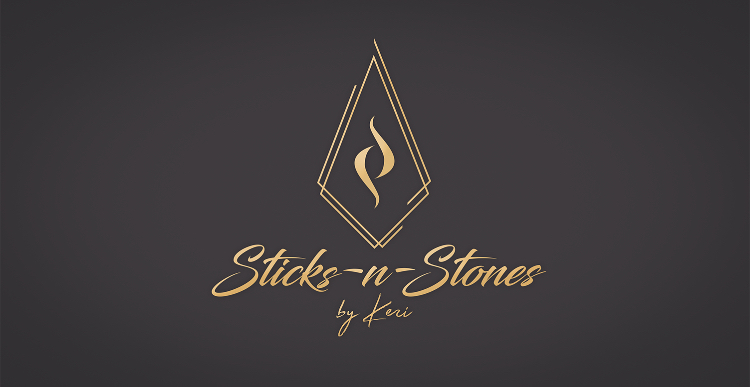Sticks and Stones by Keri