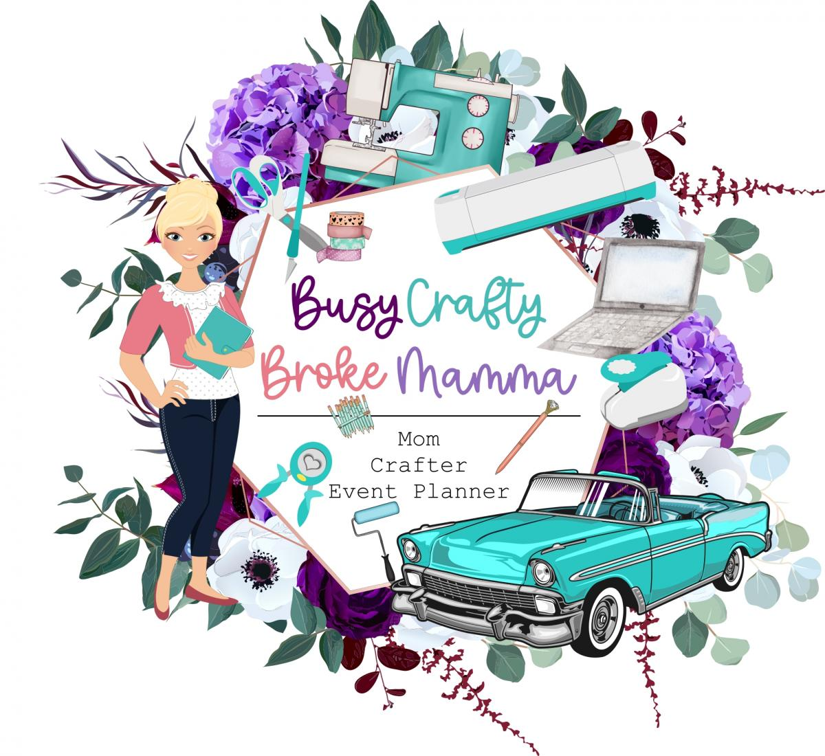 NOT Just A Rumor Events By: Busy Crafty Broke Mamma