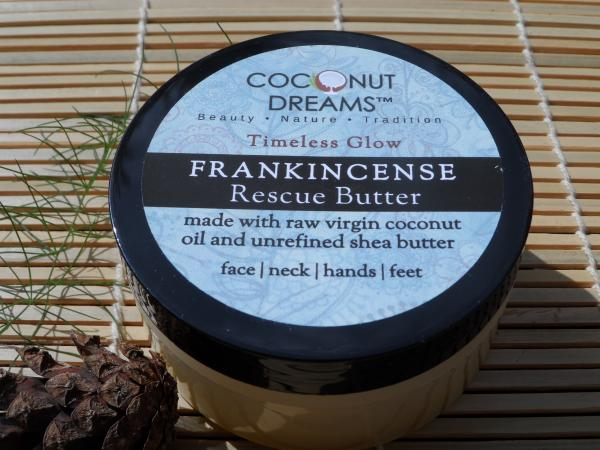 Frankincense Rescue Butter/ 2 Oz