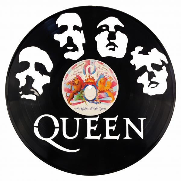 Queen Record Art