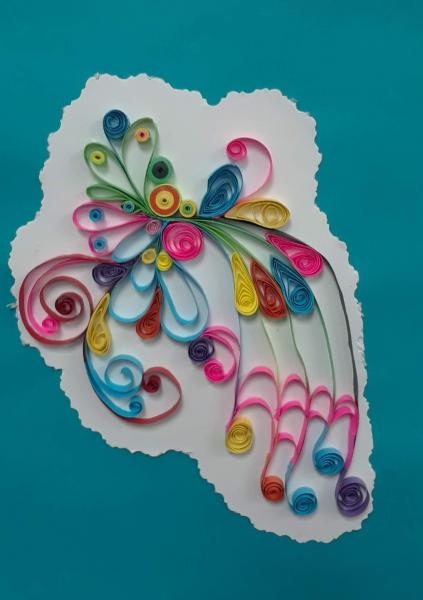 Paper Quilling picture