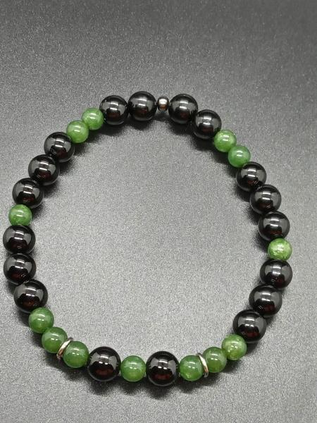 Mossy Onyx Bracelet picture