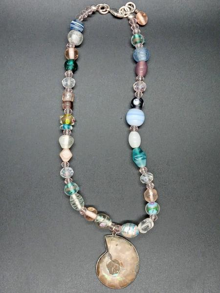 Seashell Park Necklace picture