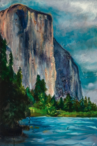 El Capitan - Limited Edition Giclee