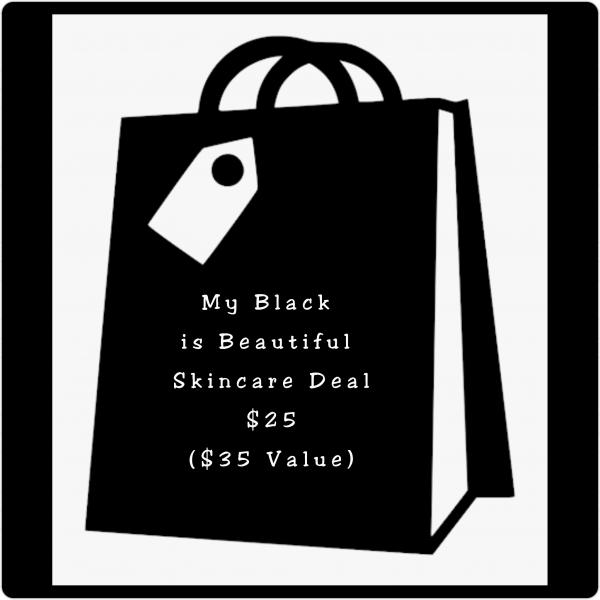 My Black is Beautiful Skincare Deal