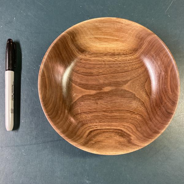 Black Walnut Wood Bowl