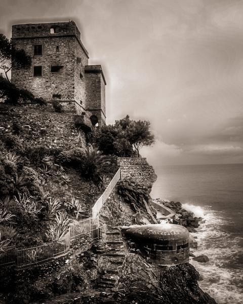 Pillbox in Monterosso