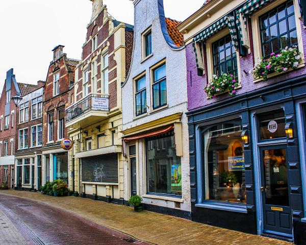 Shops of Haarlem