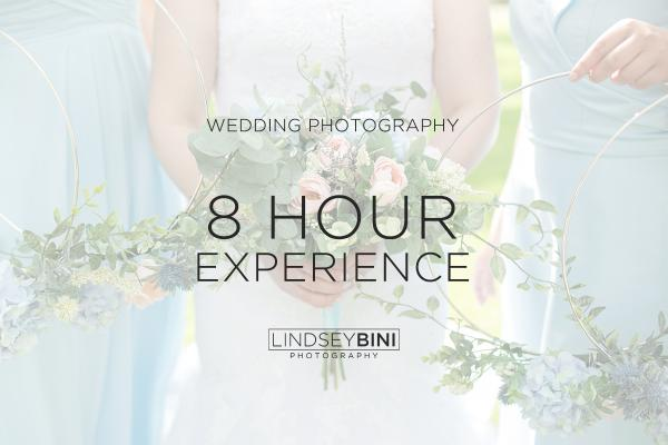 8 Hour | Wedding Experience