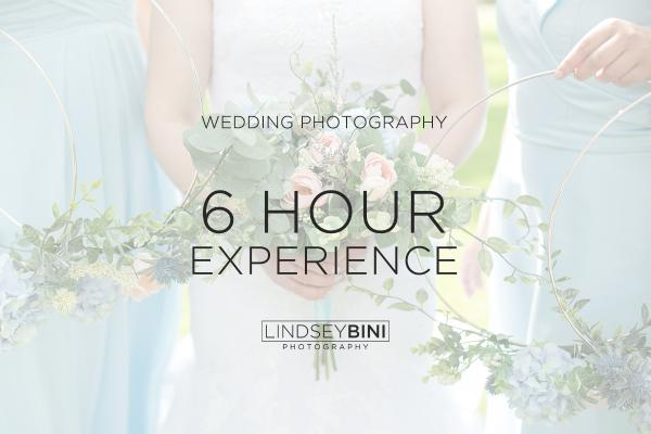 6 Hour | Wedding Experience
