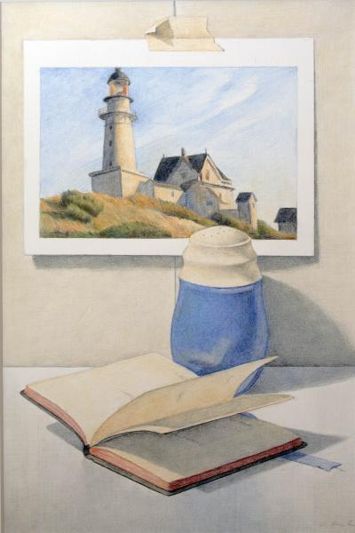 Datebook with Edward Hopper