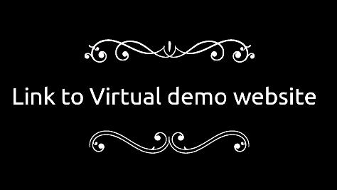 SCA Virtual Demo Website