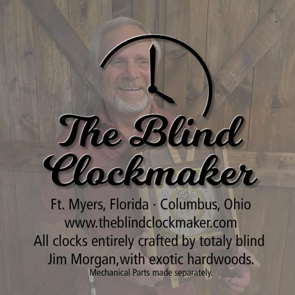 The Blind Clockmaker