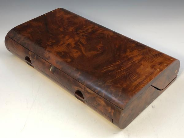 Redwood Burl BX-18.2, 24-Pen Box