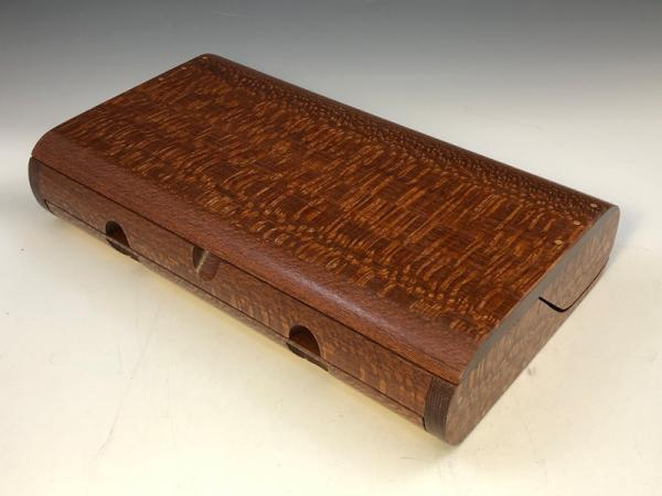Leopardwood BX-18.2, 24-Pen Box