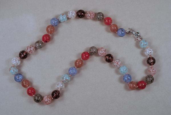 Sommerso Glass Necklace