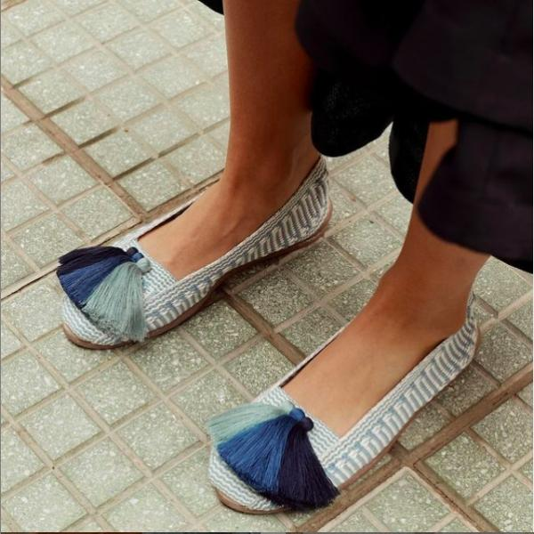 Travel Espadrille