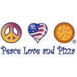 Peace Love and Pizza