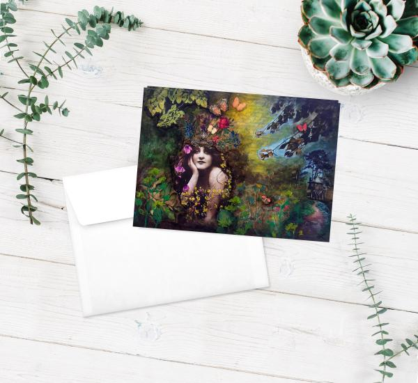 Nature Greeting Card