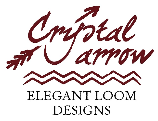 Crystal Arrow Jacquard Loom Designs