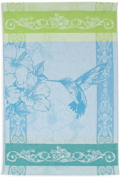 Hummingbird Jacquard Tea Towel / Wall Art