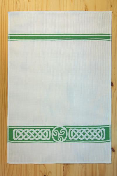 Celtic Jacquard Tea Towel / Wall Art
