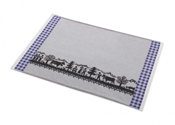 Swiss Parade Jacquard Tea Towel