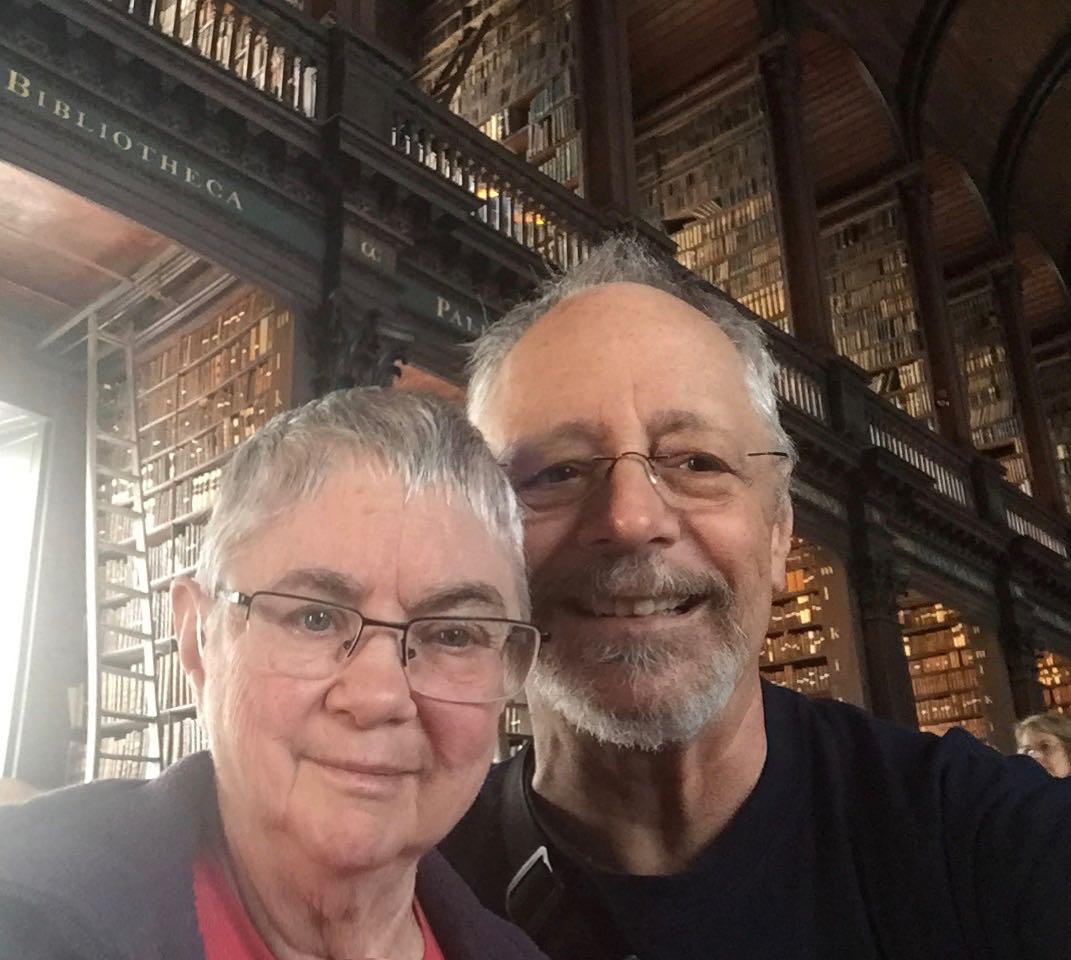 Eugene & Marjorie