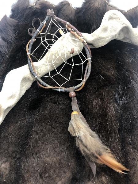 Willow Dreamcatchers 4""