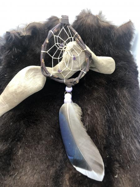 Willow Dreamcatcher 3""