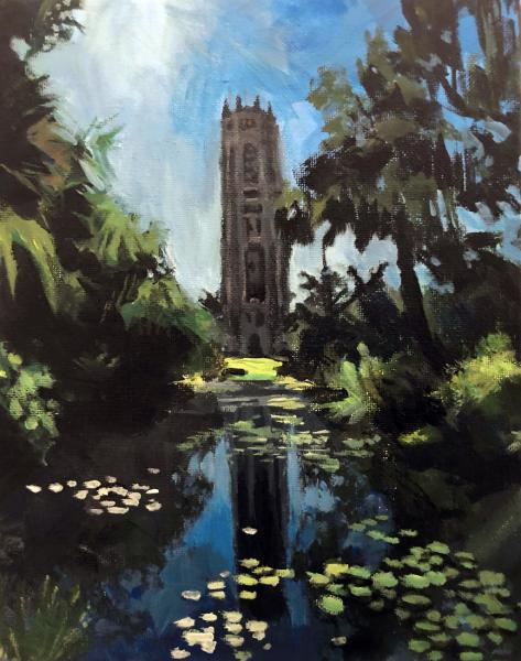 """Bok Tower"" by Sophie A"