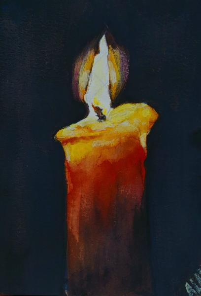 Candle picture