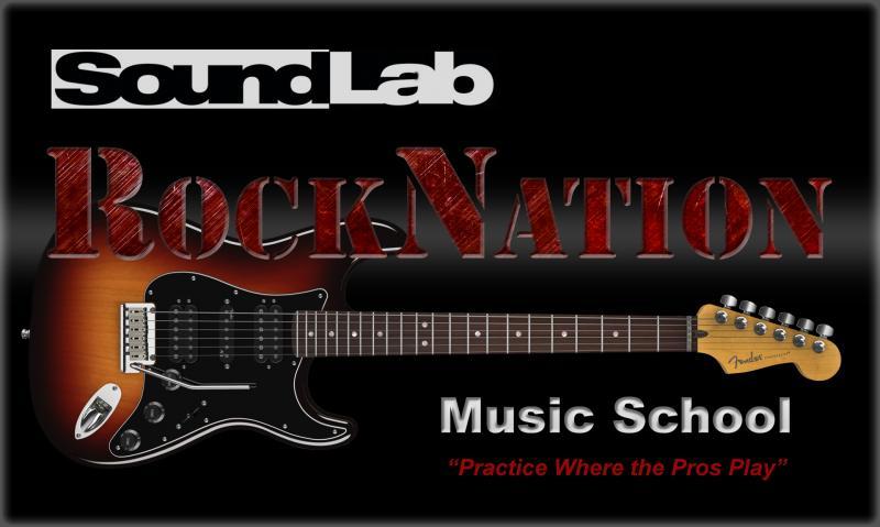 SoundLab RockNation Music School