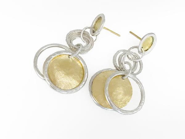 Circles Earrings 1