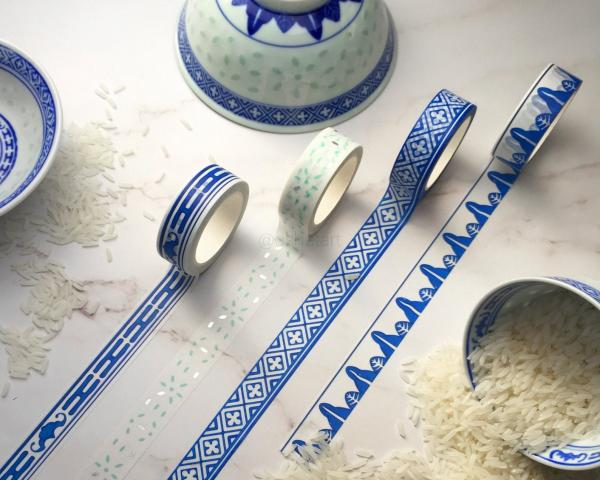 LingLong Porcelain Washi Tape