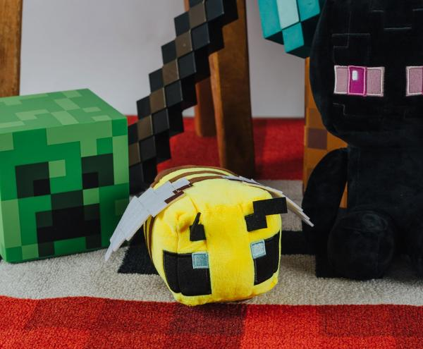 Minecraft Happy Explorer 4.5 Inch Plush | Bee picture