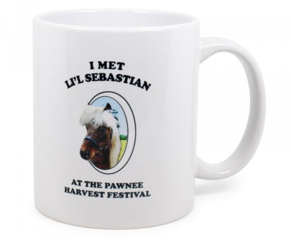 Parks and Rec Sebastian 11 Ounce Ceramic Mug