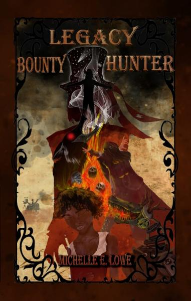 Legacy-Bounty Hunter (Book Four)