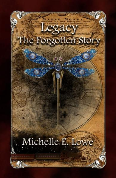 Legacy-The Forgotten Story (Book Five) picture