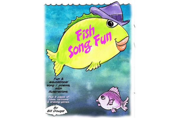Fish Song Fun - Book