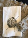 TEA TOWEL YARN BIRD