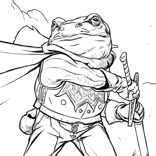 Frog Knight picture